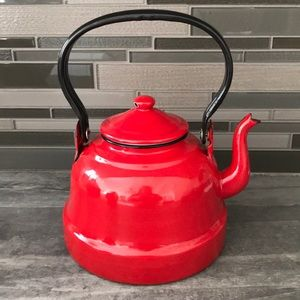 Other - Vintage kettle made in polland